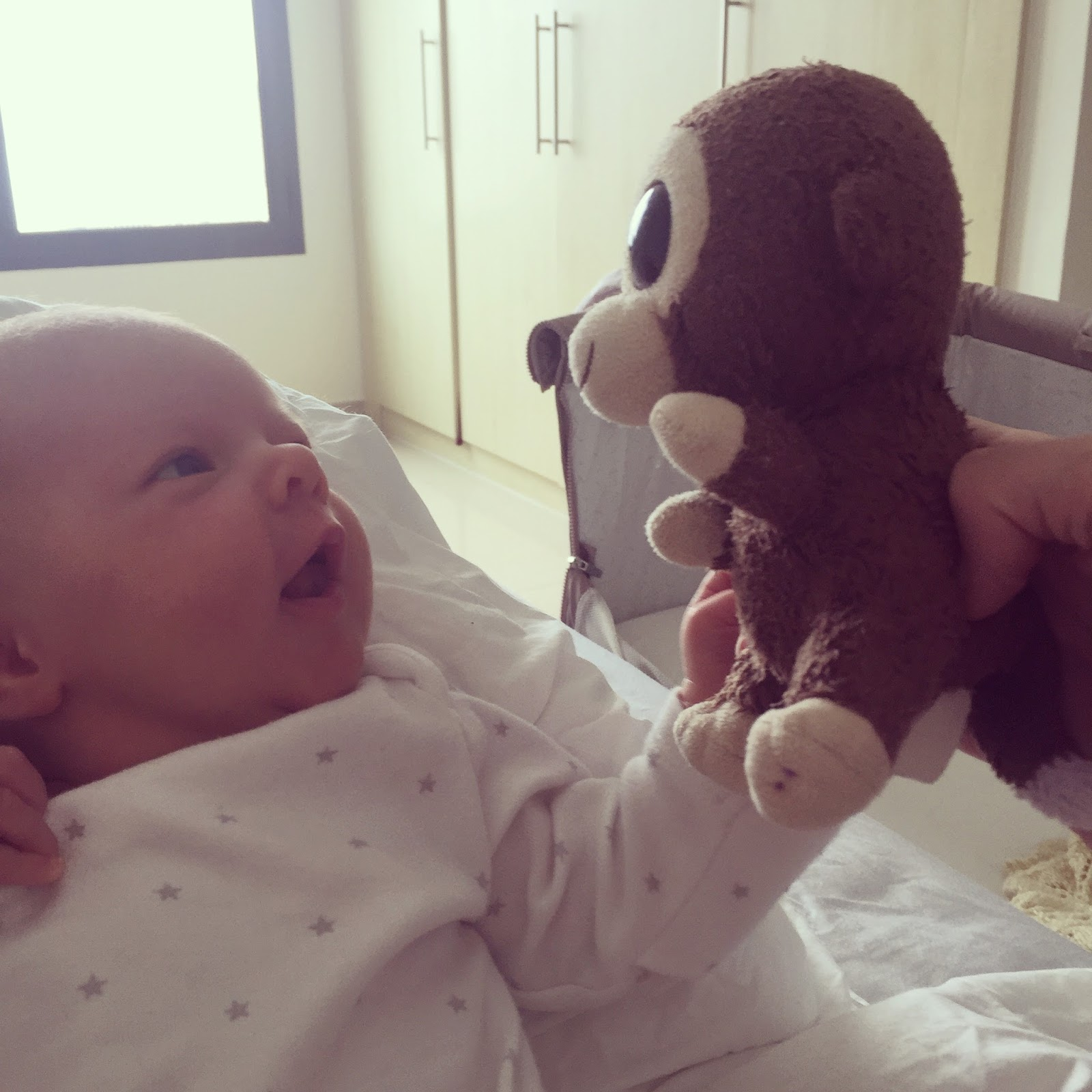 Sophia Molly: One Month Update