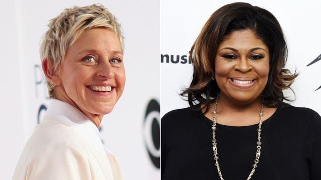 Ellen DeGeneres bans Kim Burrell after homophobic comments