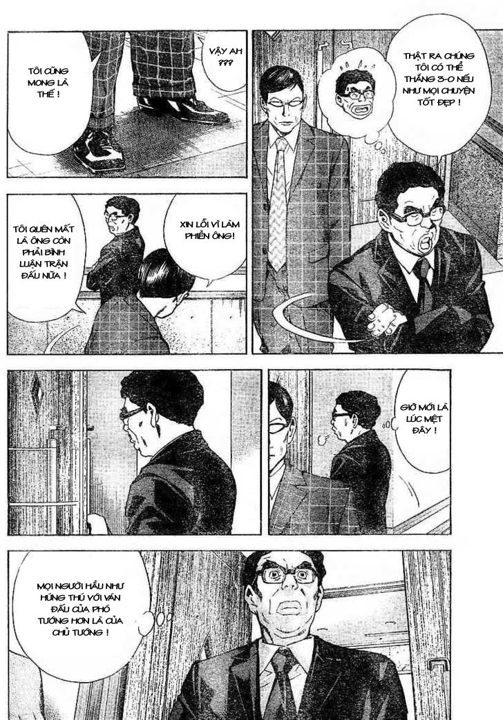 Hikaru No Go hikaru no go chap 184 trang 14
