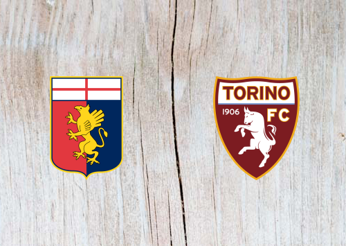 Genoa vs Torino - Highlights 20 April 2019