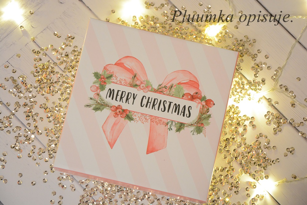 Pink Box - niemieckie pudełko z kosmetykami - GRUDZIEN.