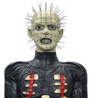 Life Size Hellraiser PINHEAD TORTURER HORROR MOVIE PROP Haunted House Decor