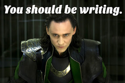 Loki is watching