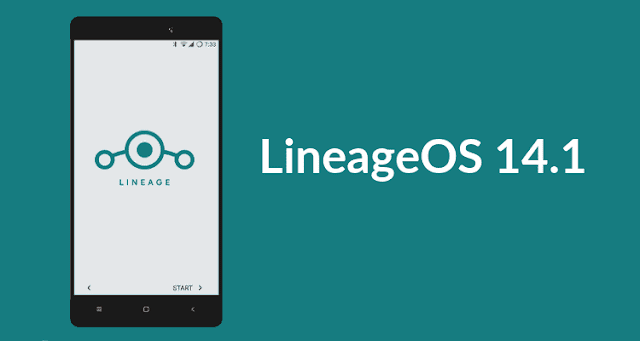 Lineage OS for Redmi note 3