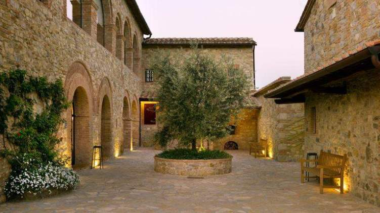 Mediterranean Architectural Style Characteristics Indoor