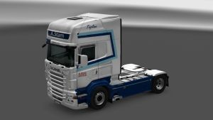 A.Stam Transport Skin for Scania RJL
