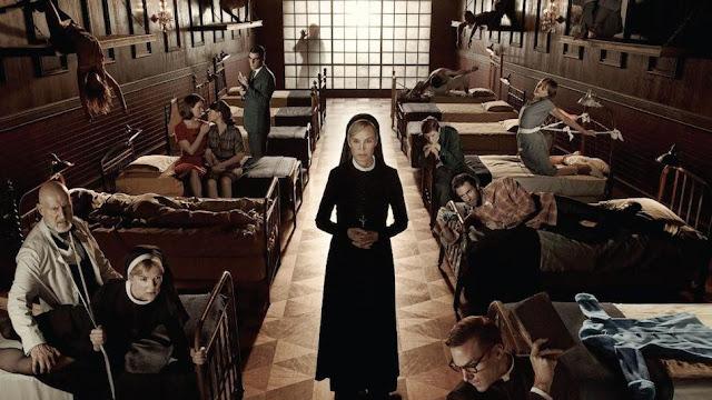 American Horror Story: 'Asylum'