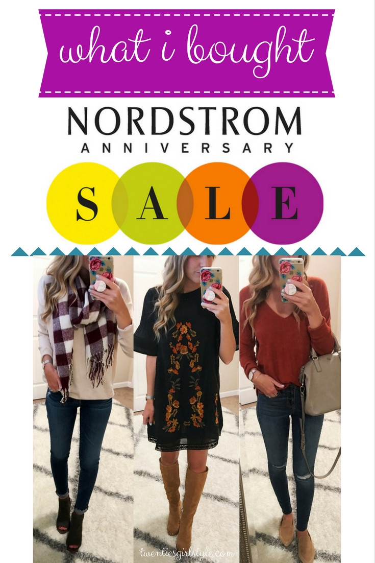 Nordstrom Anniversary Sale 2017 - Review of What I Bought ...