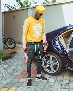 Kiss Daniel Shares New Pictures 3