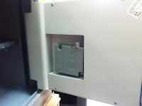 механізмом BD 825 KNOCK N'LOCK (Ізраїль)