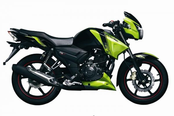 TVS Apache RTR 160 hd wallpaper