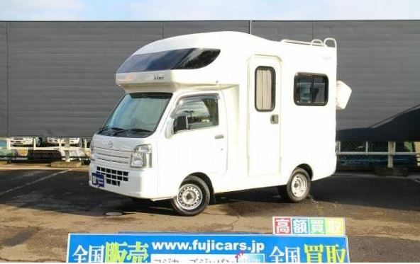kei car campervan