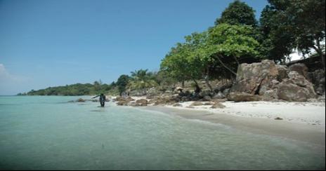 Pulau Subang Mas Air Raja, sumber maxinews.wordpress.com