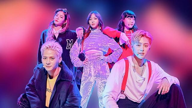 http://ourblogaboutkorea.blogspot.com/2018/02/part-time-idol.html
