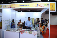 Jharkhand  showcases its rich ensemble of varied tribal art forms at the festival