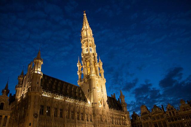 Hotel De Ville Brussels Belgium