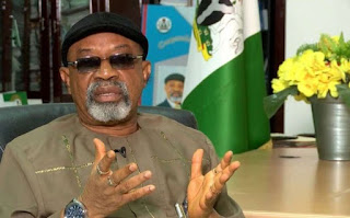 FG New Miniumun Wage To take Effect on Monday - Chris Ngige