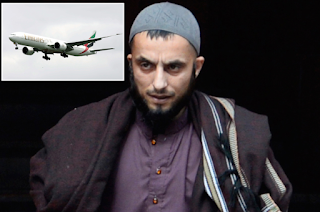 """TERROR Scare On UK-Bound Flight After Passenger Shouts """"Allahu Akbar"""" And """"Boom"""""""
