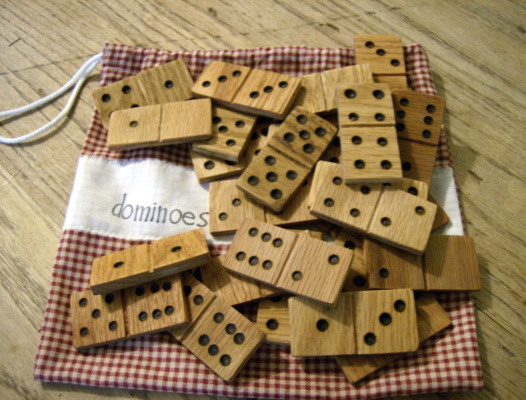 handmade dominoes wooden dominoes tutorial 8274