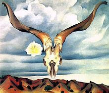Painters Every Photographer Should Know, Georgia O'Keeffe, Ram's Head painting