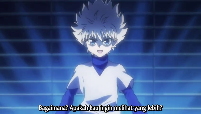 Hunter X Hunter 60 Subtitle Indonesia