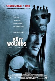 Exit Wounds Poster