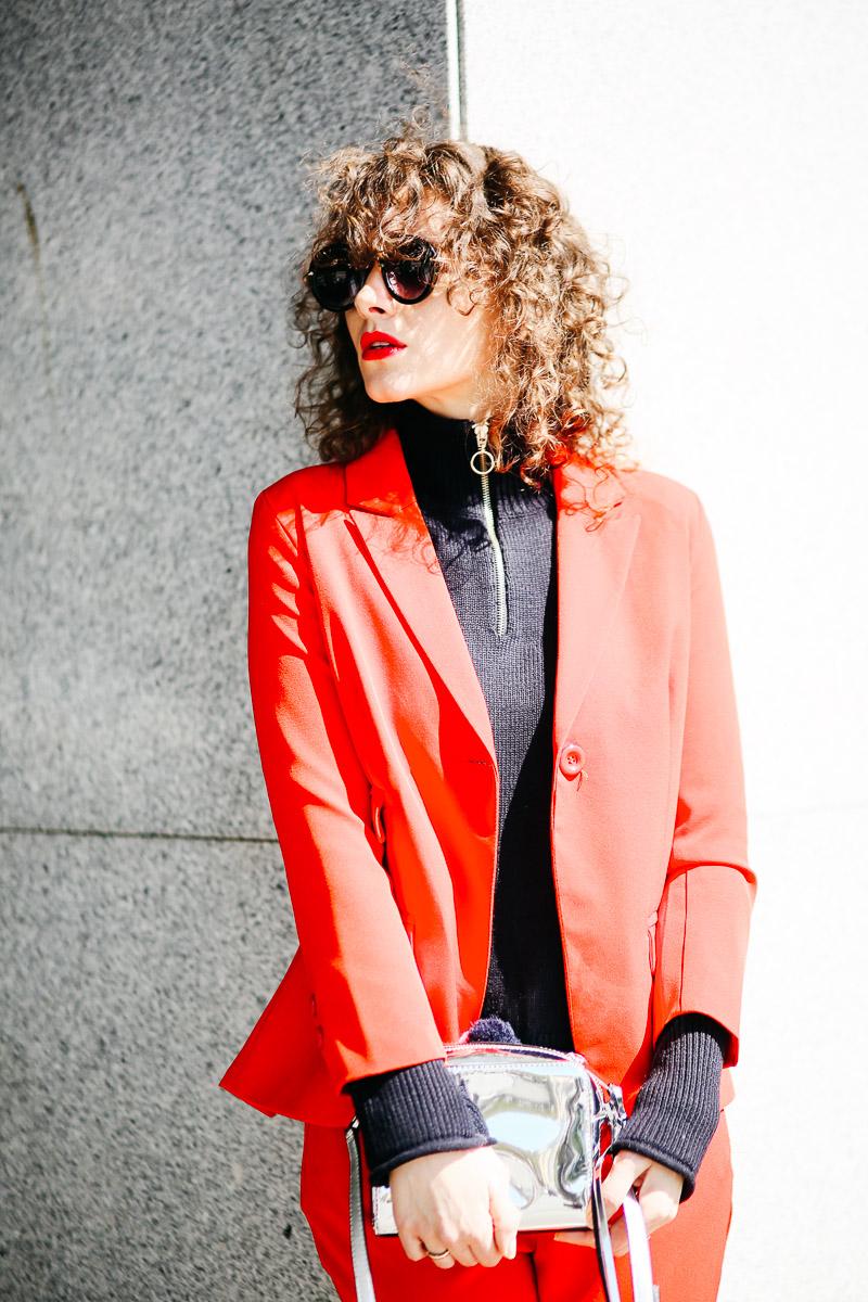 весенний стиль 2017 в красном