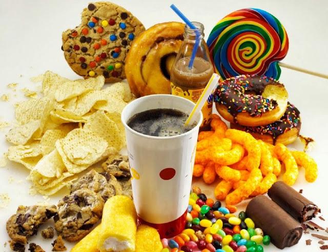Resultado de imagen de alimentos veneno dulce