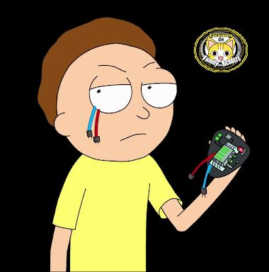 render Evil Morty