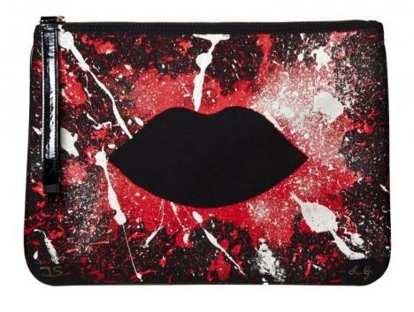 The Lulu Guinness Paint Project Handbags