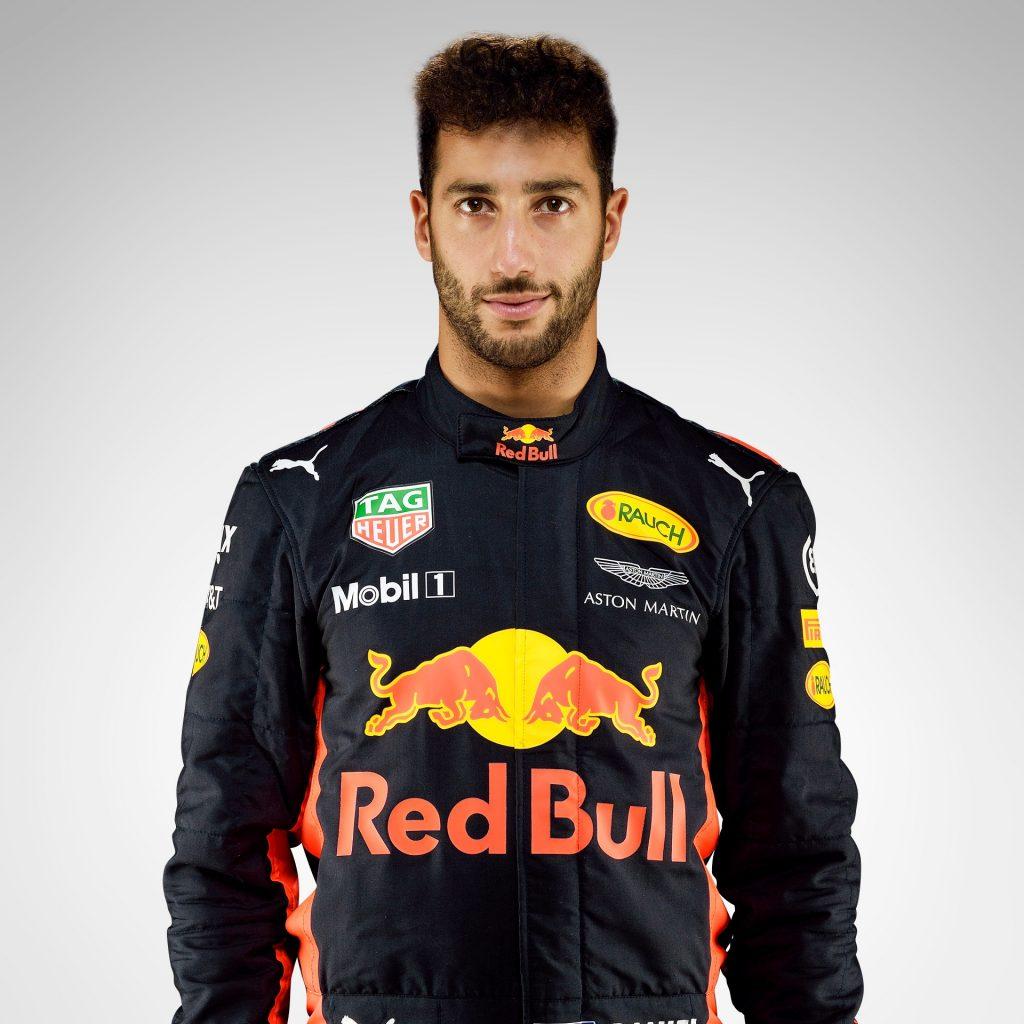 Hasil Formula 1 One Satu 2017 Podium Daniel Ricciardo