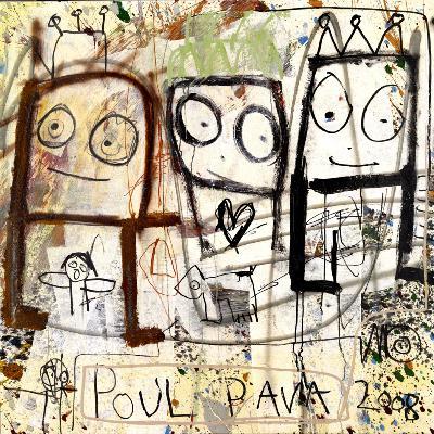 Skrinet mitt.: Poul Pava