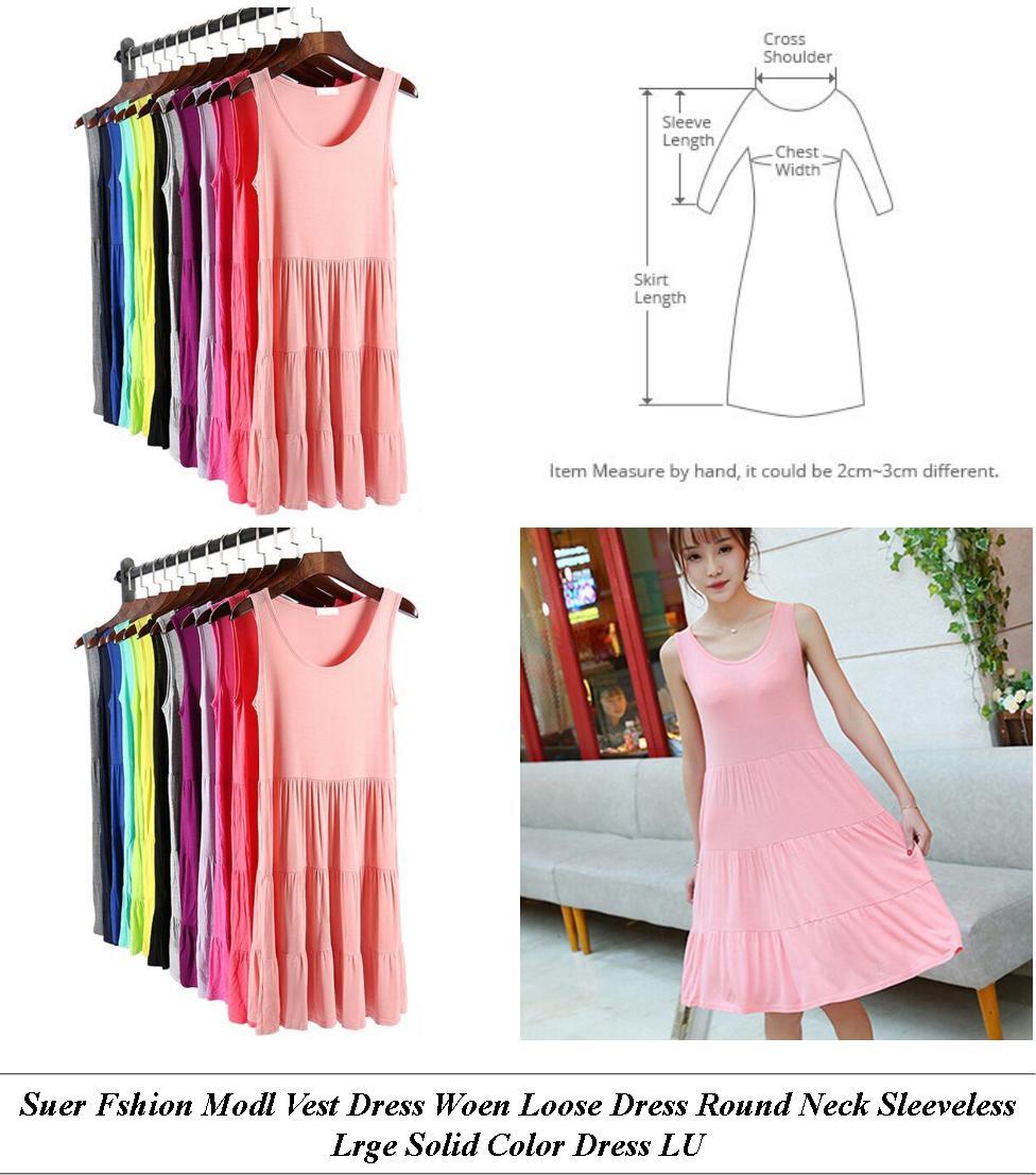 Coast Dresses - Clearance Sale Near Me - Mini Dress - Cheap Summer Clothes
