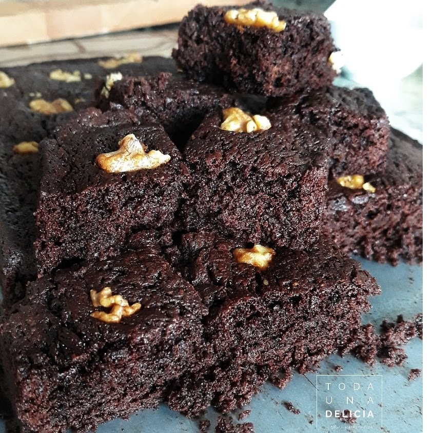 BROWNEI SALUDABLE SIN GLUTEN