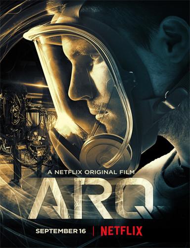 ARQ (2016) [BRrip 1080p] [Latino] [Ciencia ficción]