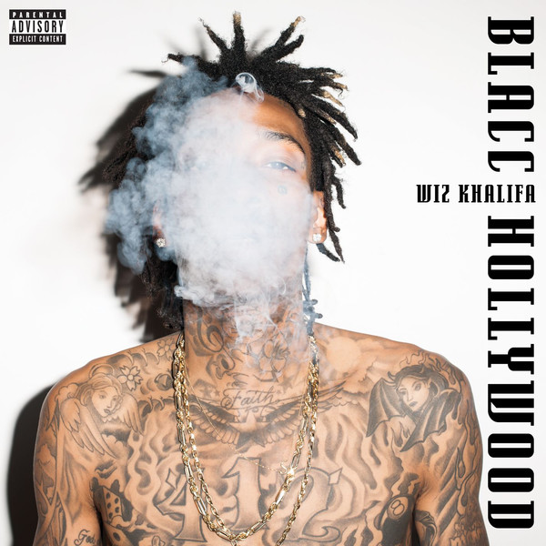 Wiz Khalifa - Blacc Hollywood (Deluxe Version) Cover