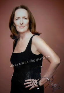 Fiona Shaw - Autograf Harry Potter