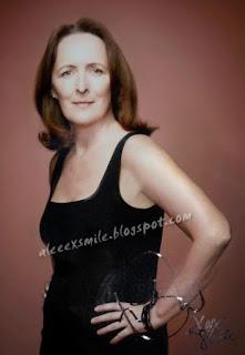 Fiona Shaw - Autograf Harry Potter