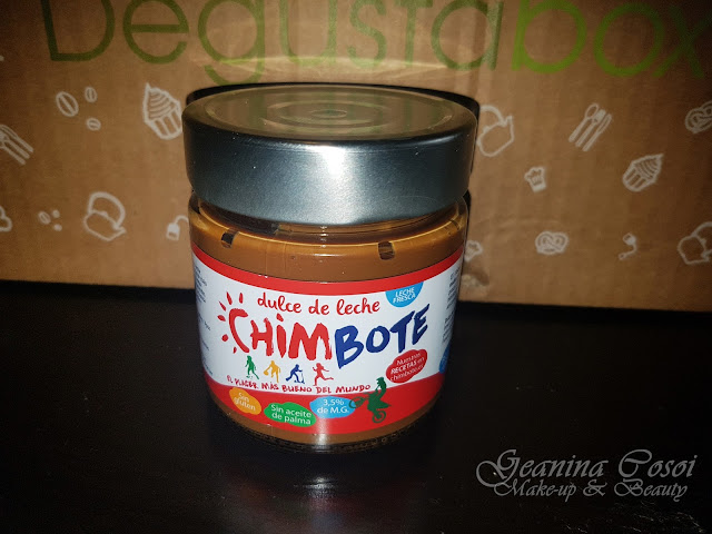 Dulce de leche Chimbote Caja Mensual Degustabox - Enero 2017