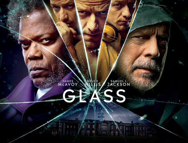 Glass (Film 2019) cu Bruce Willis