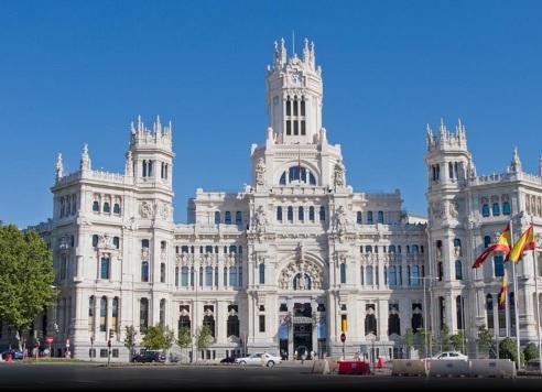 Mil Y Una Historias Palacio De Cibeles Madrid