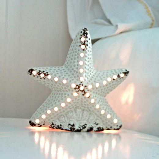 Starfish Novelty Light