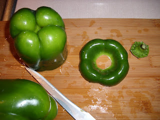 InTheKitchen Green Pepper Tip and Sweet & Sour Chicken Recipe