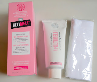 Soap and Glory The Ultimelt Deep Purifying Hot Cloth Cleanser