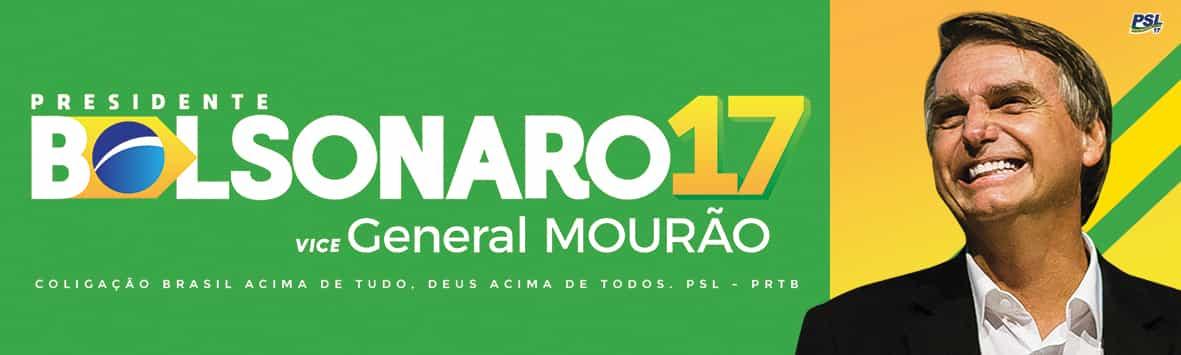 Bolsonaro Presidente!