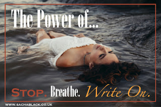 Stop. Breathe. Write On - Reading, Writing, Booking