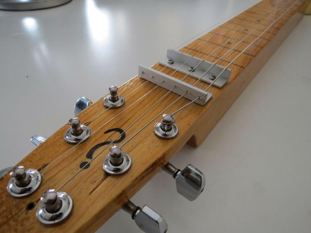davide gironi homemade lap steel guitar. Black Bedroom Furniture Sets. Home Design Ideas
