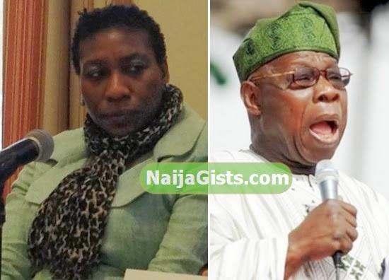 iyabo obasanjo open letter