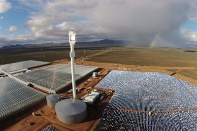 Αυστραλία: Φουτουριστική φάρμα στην έρημο λειτουργεί με θαλασσόνερο