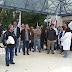 Ιωάννινα:Παράσταση διαμαρτυρίας εχθές στο Πανεπιστημιακό Νοσοκομείο για την απόλυση εργαζομένου